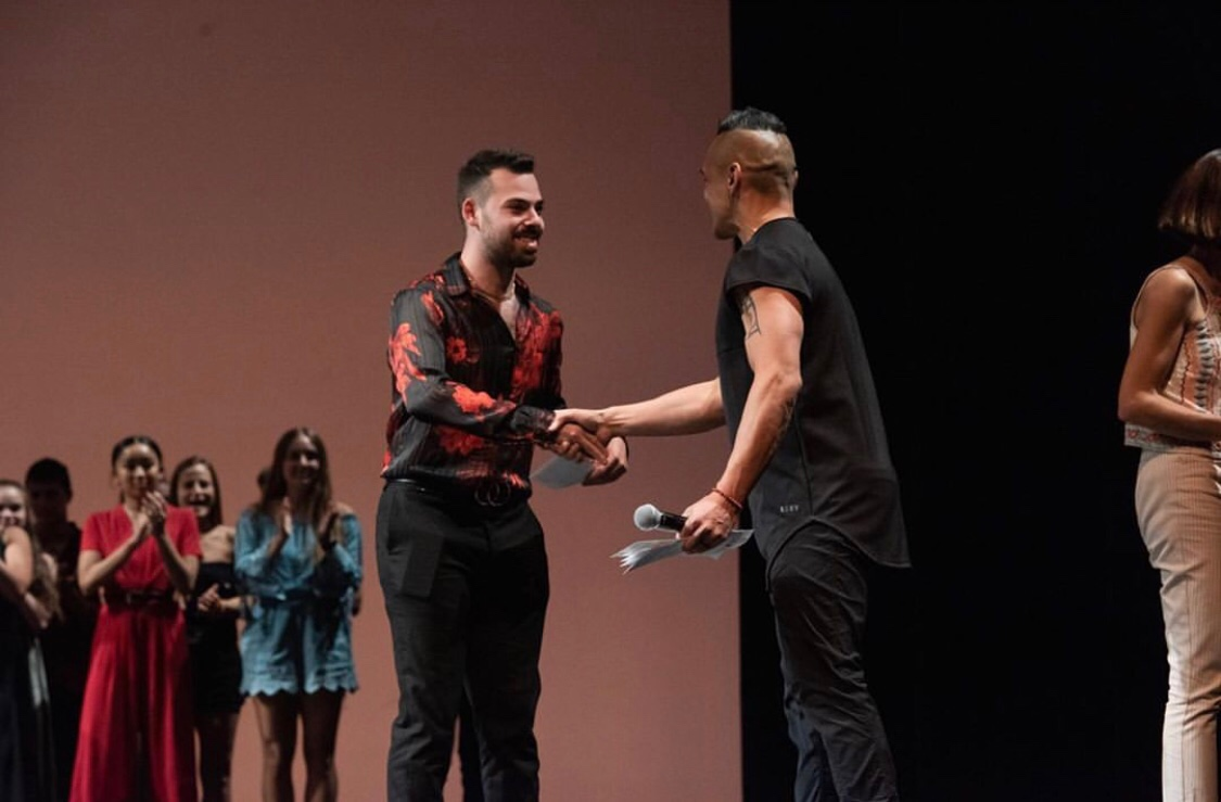 Alumnus BRIAN GOLDEN recognized for choreography!