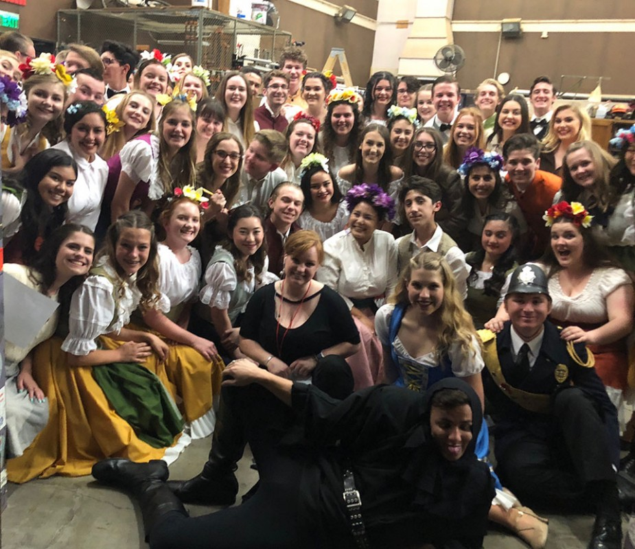 Musical Theatre Performed at the MACY's