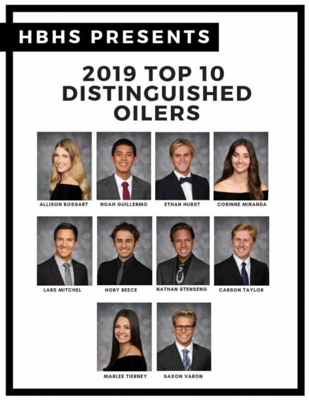 Distinguished Oilers 2019