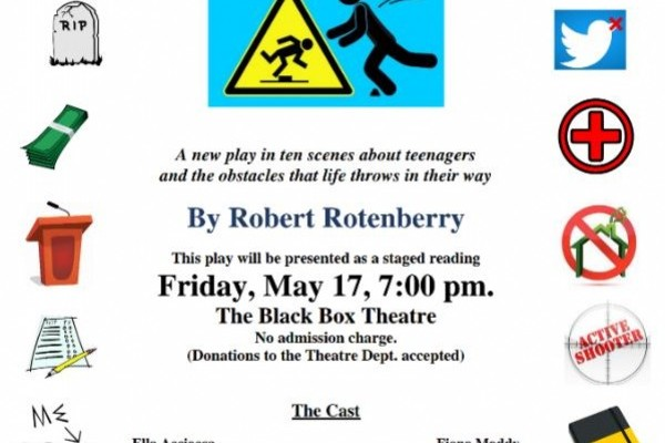 LIFE AND OTHER STUMBLING BLOCKS - A Play by Robert Rotenberry