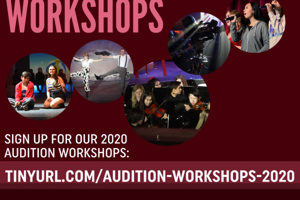 APA AUDITION WORKSHOPS