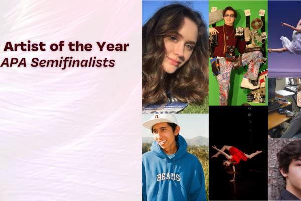 HB APA Semifinalists for OC Artist of the Year