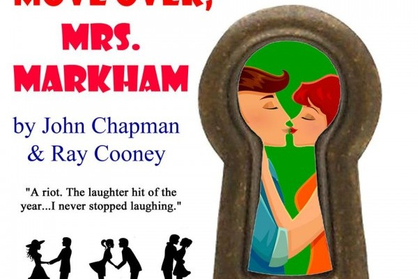"""Move Over, Mrs.Markham"" Cast List"