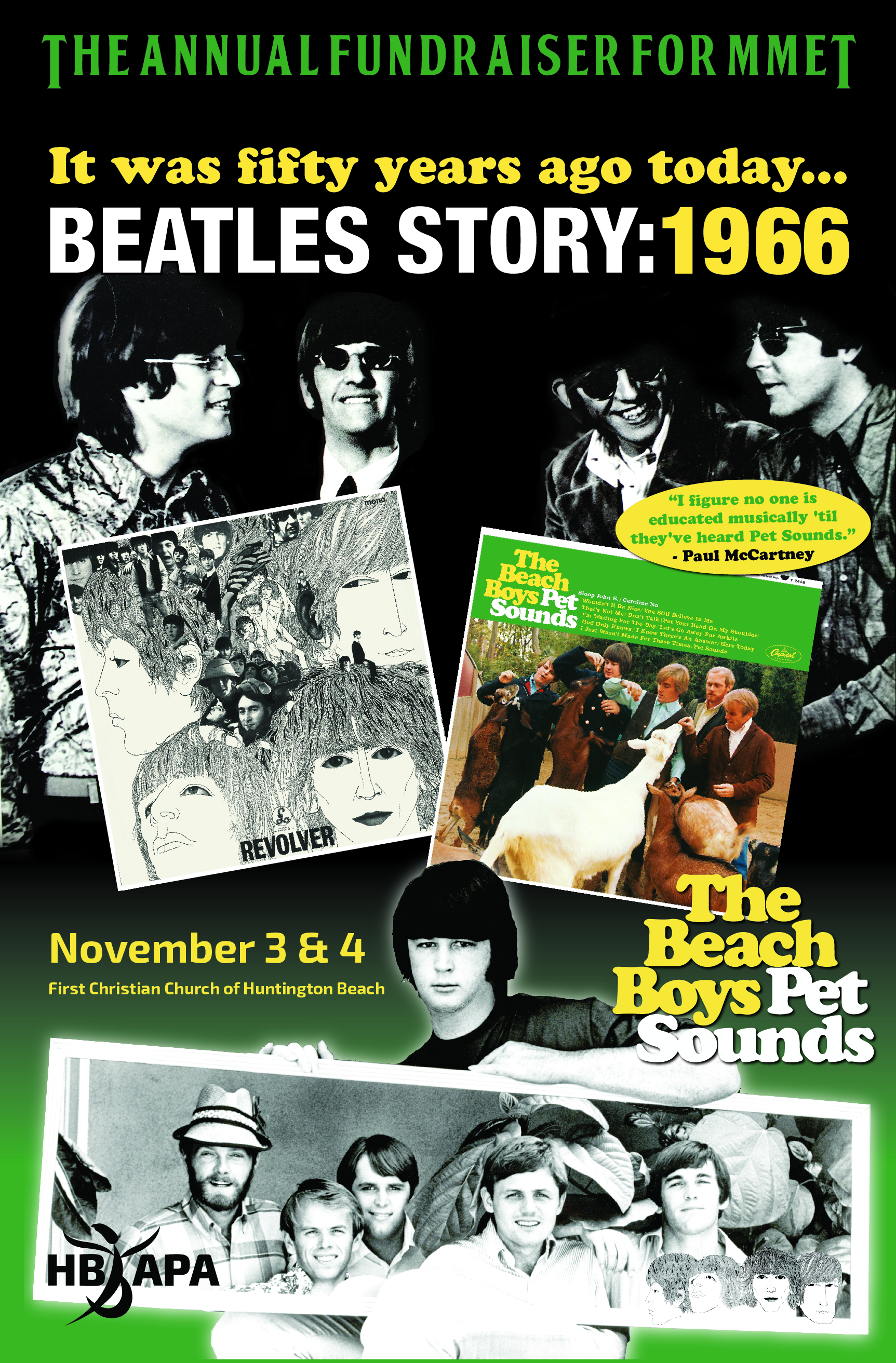 Beatles Story: 1966 & Pet Sounds