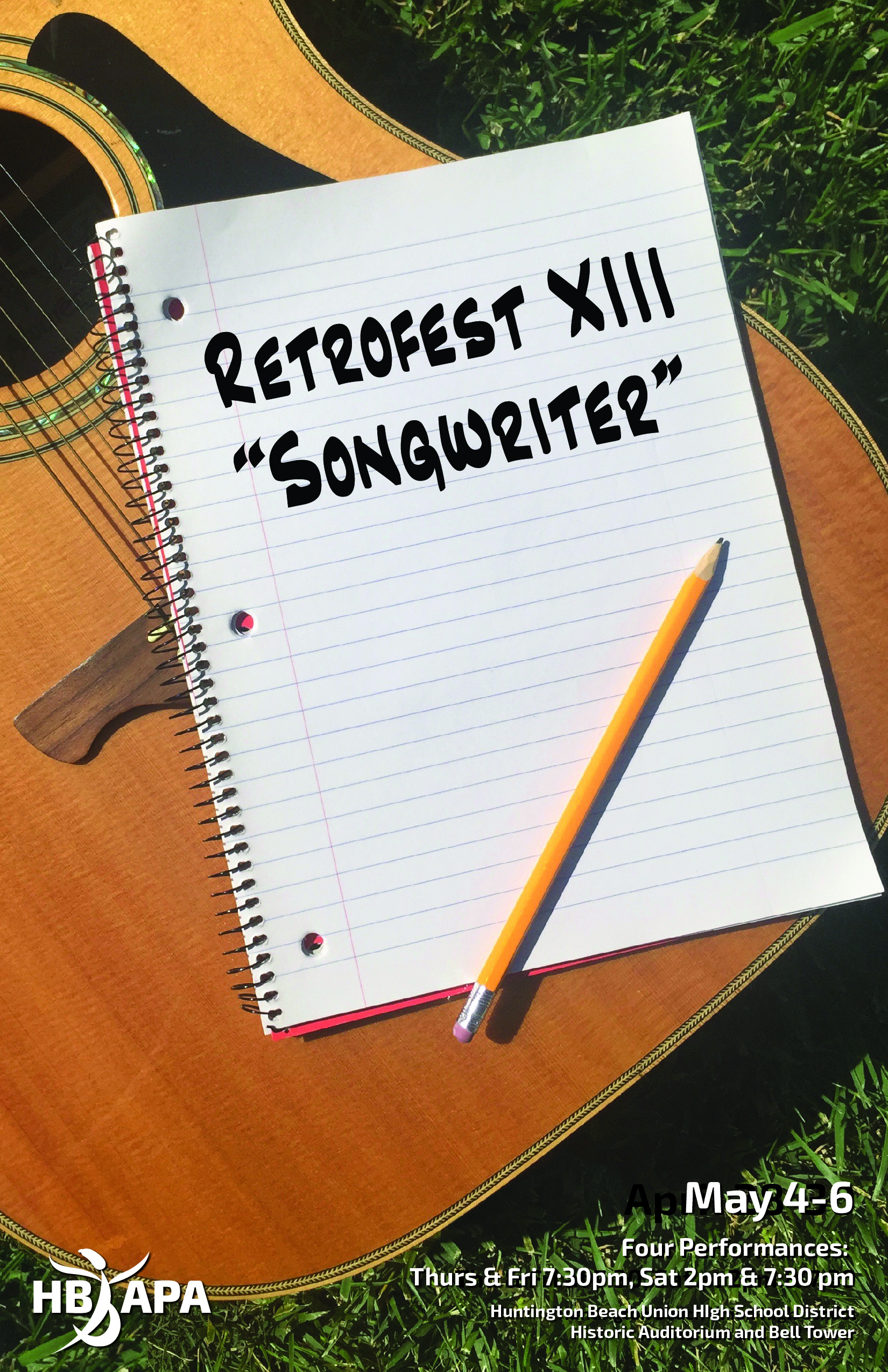 Retrofest XIII: Songwriter